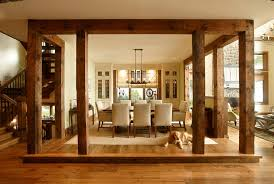decorative wood columns