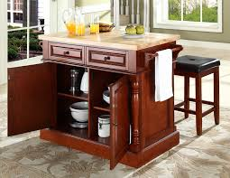 butcher block top kitchen island buy butcher block top kitchen island with square seat stools