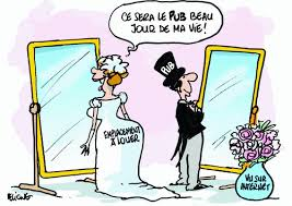 dessin mariage ces varois qui font sponsoriser leurs mariages var var matin