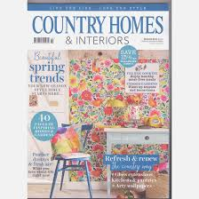 country homes and interiors magazine country homes and interiors subscription luxury interior design