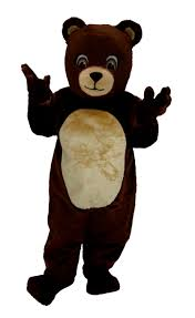 grizzly bear halloween costume buy fierce grizzly bear mascot costume 21031 purchase orders accepted