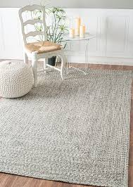 jubileesolid braided indoor outdoor rug rugs usa gray and room