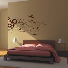 Master Bedroom Wall Decorating Ideas Bedroom Wall Decals Ideas
