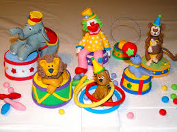circus cake toppers circus cake toppers this saturday i to deliver a circ flickr