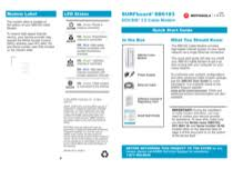 arris surfboard sb6183 lights download motorola sb6183 owner s manual for free manualagent