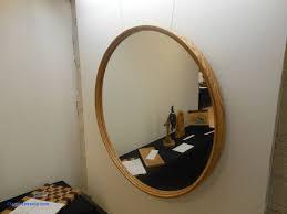 large round mirror elegant bathroom round mirror black framed