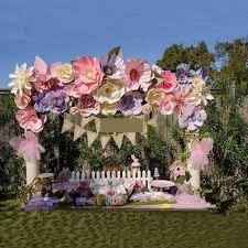 wedding backdrop paper flowers 35pcs 20 50cm paper flowers for wedding backdrops wall