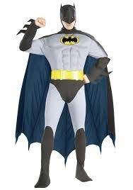 Muscle Man Halloween Costume Batman Muscle Costume