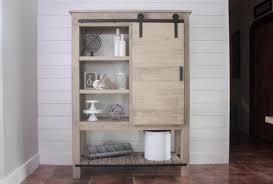 Bookcase With Door by Barn Door Bookcase Buildsomething Com