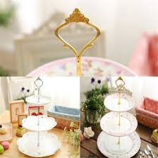 cake plate handle fittings online cake plate stand handle