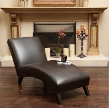 Chaise Lounge Chair Indoor by Home Design 85 Exciting Brown Leather Chaise Lounges