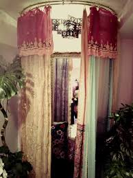 Drapery Shops Mare Store Interior Love The Curtain Idea For Dressing Room