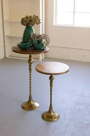 Brass Accent Table 57 Best Accent Tables Images On Pinterest Occasional Tables
