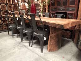 Slab Wood Table by Live Edge Slab Wood Decor Direct Wholesale Warehouse