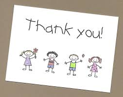 kids thank you cards thank you card colorful design thank you cards kids kids thank