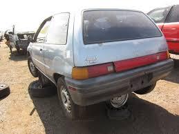 1990 daihatsu rocky junkyard find 1989 daihatsu charade cls the truth about cars