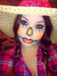 Halloween Scarecrow Costume 754 Maquillaje Carnaval Images