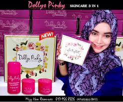 Pembersih Muka Baby Pink mizzhan resources dolly s skincare