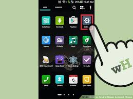 locate my android phone 4 ways to find a stolen android phone