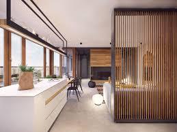 decoration appartement marocaine moderne cuisine appartement moderne au design minimaliste et chaleureux ã