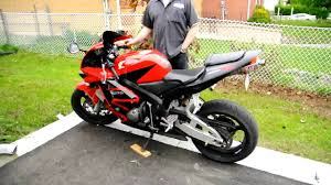 2006 honda cbr 600 price 2004 honda cbr600rr with yoshimura exhaust youtube