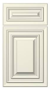 White Cabinet Door Tuscany Door Style Painted Antique White Kitchen Cabinets