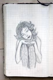 sketching karenika