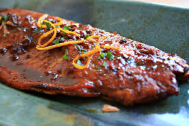 recipe for five spice glazed salmon is dinner party delicious