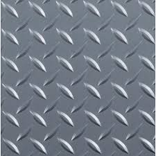 G Floor Garage Flooring G Floor 8 5 Ft X 22 Ft Tread Slate Grey Commercial Grade