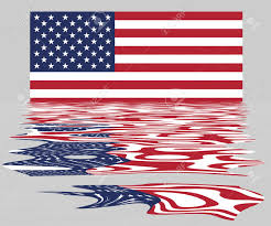 Picture Of The Us Flag American Flag Clipart Us National Pencil And In Color American