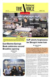 the brookline voice 12 27 2016 by jessica rice issuu