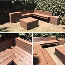 composite benches newtechwood composite boards not just for decking new tech wood