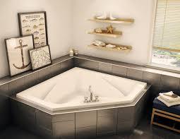 Bathtub Jacuzzi Ct2 6060 Corner Or Drop In Bathtub Aker By Maax
