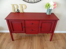 best 25 red buffet ideas on pinterest red painted furniture