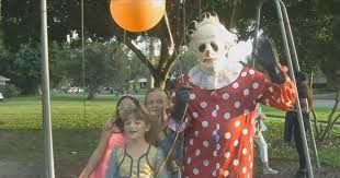 clowns ny terrifying clown will scare fla children for ny