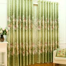 Green Colour Curtains Ideas Green Window Curtains Great Green Jacquard Curtains Window