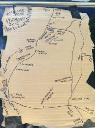 Map Vermont Rainbow Family Lays Groundwork For Its Massive Vermont Gathering