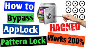 android pattern tricks how to bypass applock password in android crack pattern lock