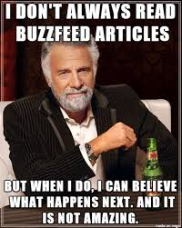 Next Meme - bored college kid calls out buzzfeed you won t believe what