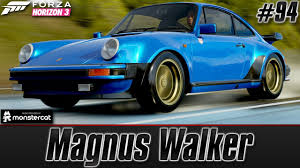 porsche magnus forza horizon 3 magnus walker u0027s 1982 porsche 911 turbo 3 3