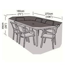 Patio Table Cover Rectangular Rectangle Patio Set Cover Patio Furniture Conversation Sets