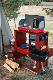 Outdoor Kitchens For Camping by Camp Kitchen Box Jpg 1 037 1 565 Pixels I Wanna Camp Pinterest