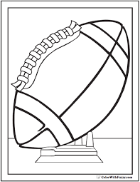 referee signalling 1 alabama football coloring pages new england