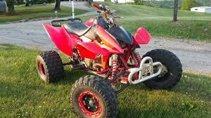 honda trx450r motorcycles for sale in west virginia