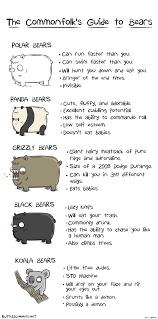 the commonfolk s guide to bears album on imgur