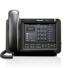telephone bureau panasonic launches ut670 smart desk phone communication solutions