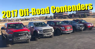 golden trucks 2017 gold hitch off road truck contenders are here preview video