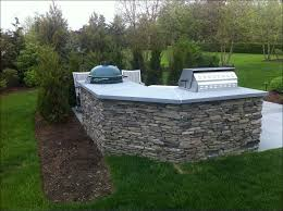 kitchen curved bbq island prefabricated outdoor kitchen how to