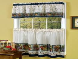 window valance kitchen waverly window valances kitchen valances