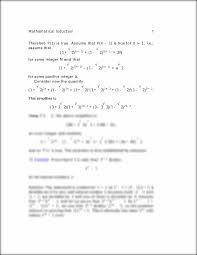 Kronos Resume 8 Theorem Principle Of Mathematical Induction If A Set S Of Non